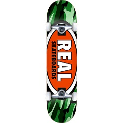 Real Oval Camo 7.75 Complete-250