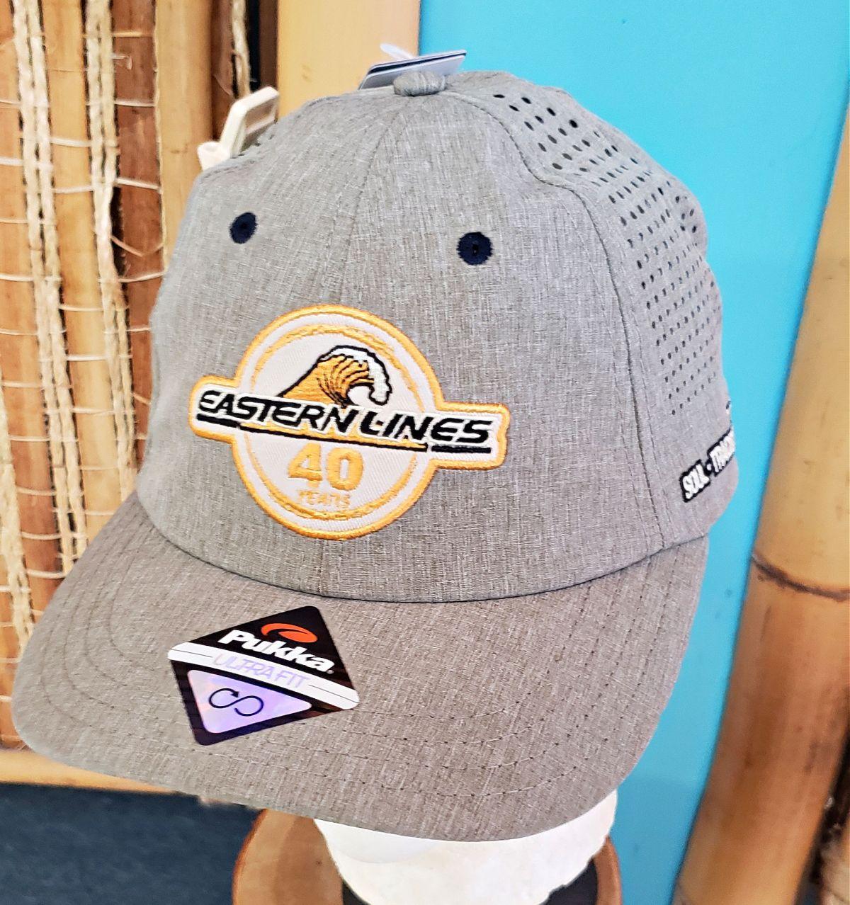 40th Hat Surplus Heather-250-r
