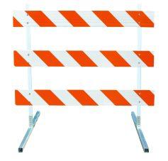 barricade, reflective barricade,road work,work zone,safety, traffic safety signs