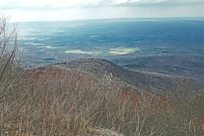 Early spring view from Windham High Peak