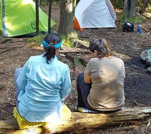 Backpacking for Two or any sized group with a lLicensed New York Outdoor Guide.