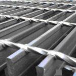 I-shape Steel Grating