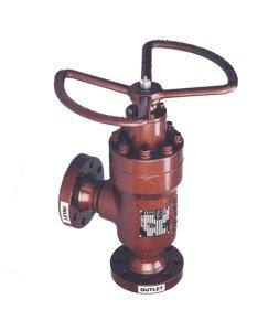 P4E Choke valve