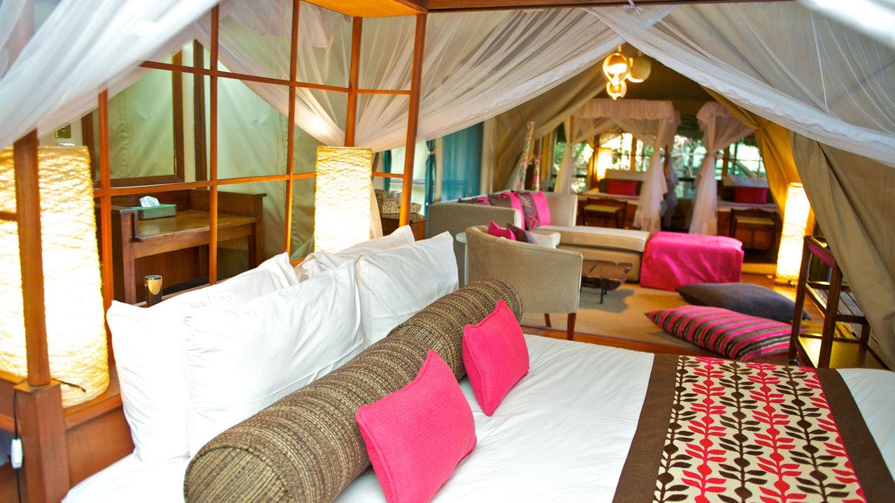 Samburu Intrepids Camp
