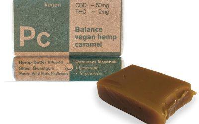 Periodic Edibles Vegan Caramels