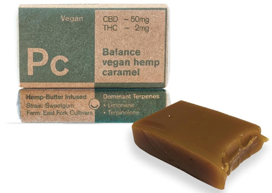 Balance Vegan Hemp-Coconut Oil CBD Caramel. Classic, Soft Caramels in a Vegan-Friendly Formula. Unwind from tension and support your wellness