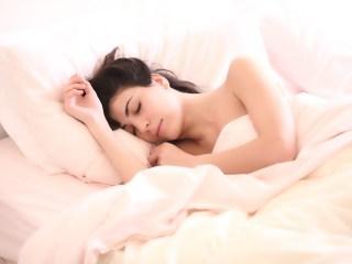 睡眠の質高める