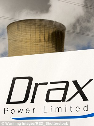 Drax is proud of its green credentials
