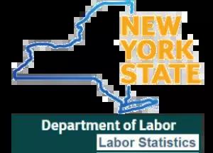 NYS Department of Labor Statistics logo