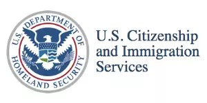U.S. Citizenship and Immigration logo