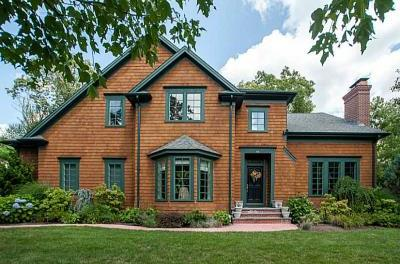 Showcased Home: 66 Great Road, Craftsman-Inspired Colonial