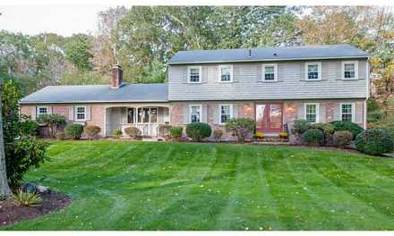 Showcased Home: Pristine Garrison Colonial at 34 Alder Court