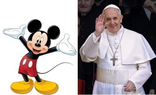 EG Write-In Votes Range From Mickey Mouse to Pope Francis