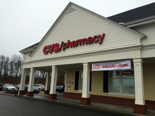 'Minute Clinic' Opens at CVS