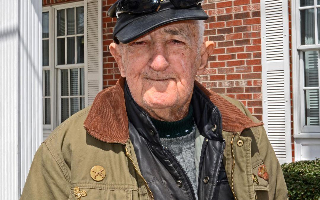 Obituary: Walter V. 'Popeye' Jette, 95