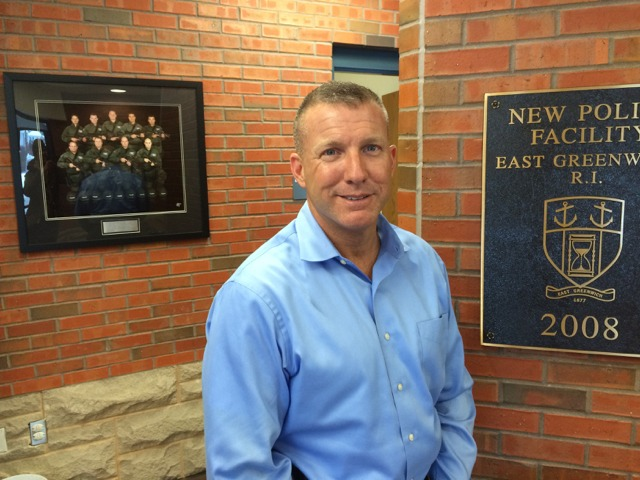 After 26 Years With EG Police, Chirnside Retires
