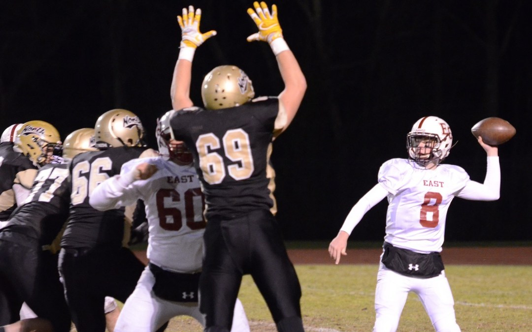 DII Semifinals: North Kingstown 56, East Greenwich 7