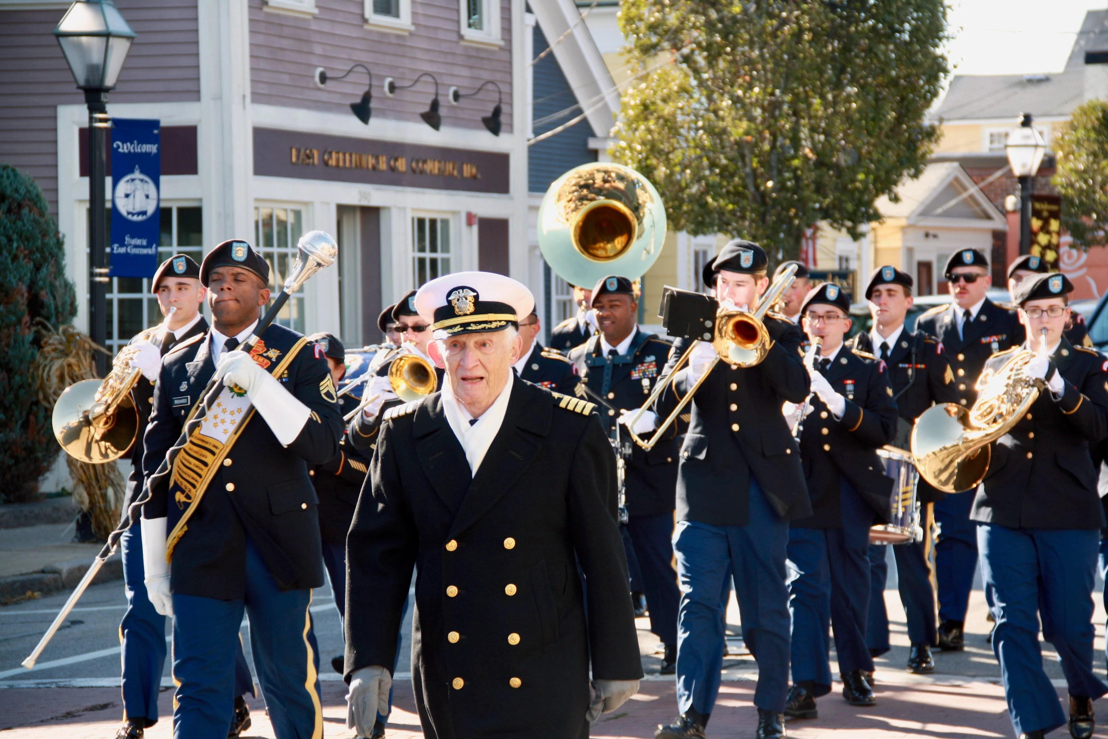 Captain John Romano, U.S. Navy (Ret)