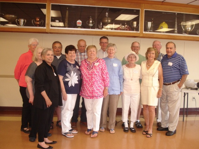 EGHS Class of 1960 Reunion Draws Members From Several Classes