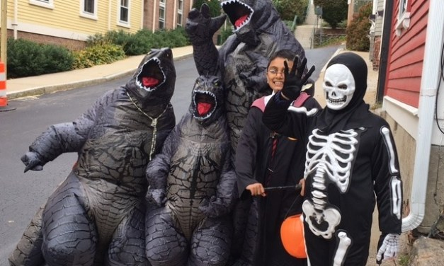 Halloween Happenings in EG: Parade, Movies, Even Ghosts