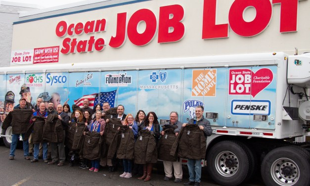 Business News: New CEO for St. Elizabeth's; 30K Coats Donated Through Ocean St. Job Lot