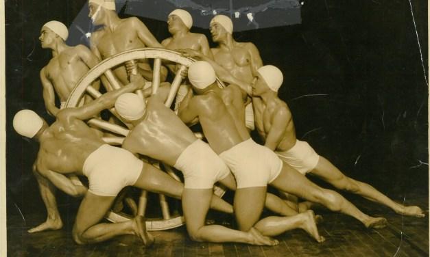 Fantastical EGHS Gymnastics of Yore