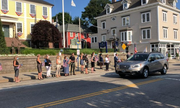 Town, State Pay Respect to Fallen EGPD Officer