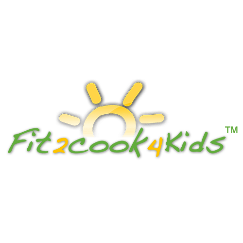 Fit2cook4kids half sun logo500x500