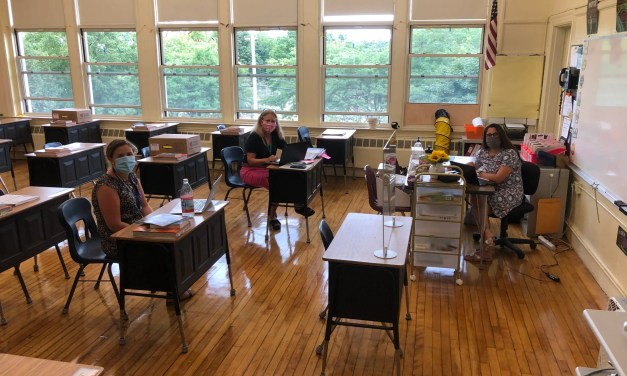 Tour of Eldredge: 'Here for Kids – Whatever It Means'