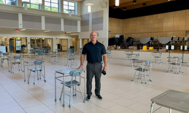 Cole's Tober: 'Positive School Climate Starts w/Me'