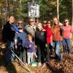 Family Honors Late EG Cemetery Volunteer