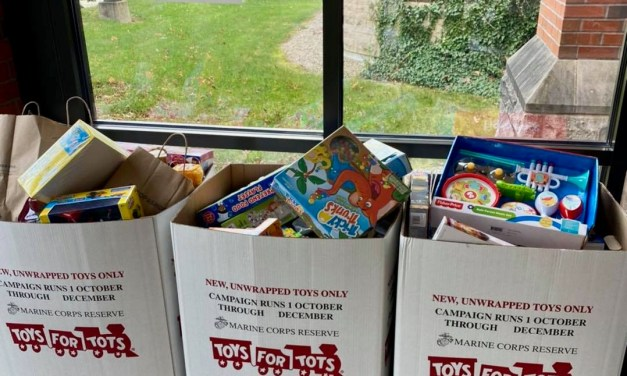 Feel Better: Donate a Toy