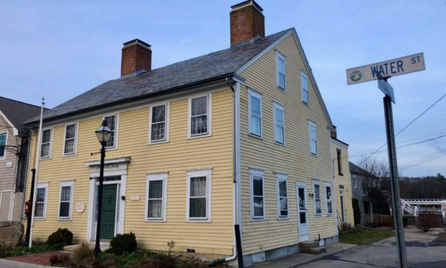 Old Jailkeeper's House Sells for $550,000