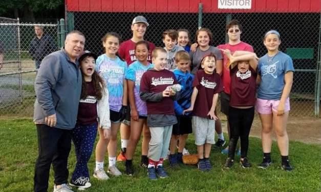 EGHS's Josh Land Wins Community Award