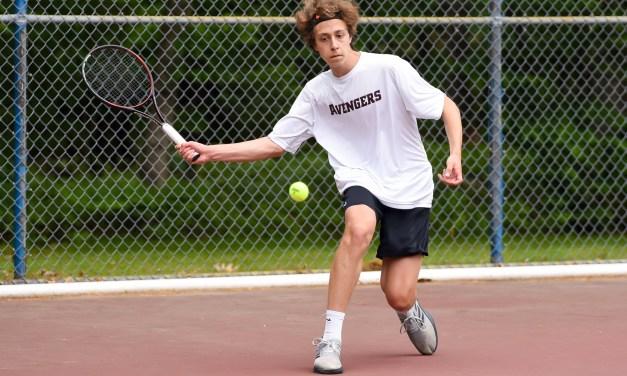 Boys Tennis: EG Falls to Wheeler, 1-6