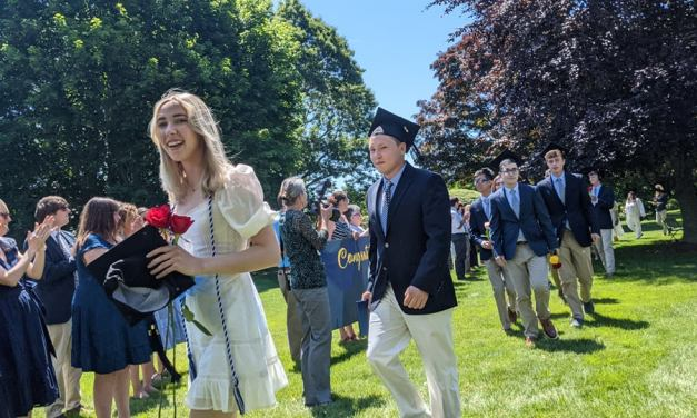 Rocky Hill Country Day School Celebrates Class of 2021