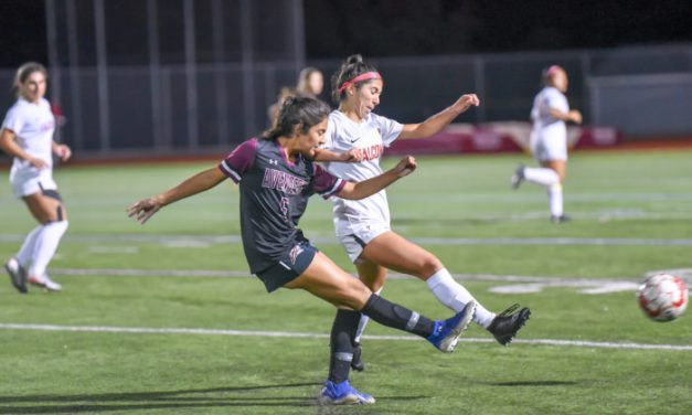 Girls Soccer: CW Falcons Best Avengers, 2-1