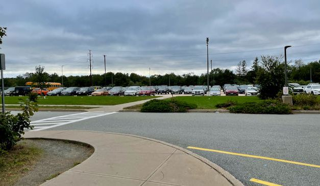 Student Hit by Car at EGHS