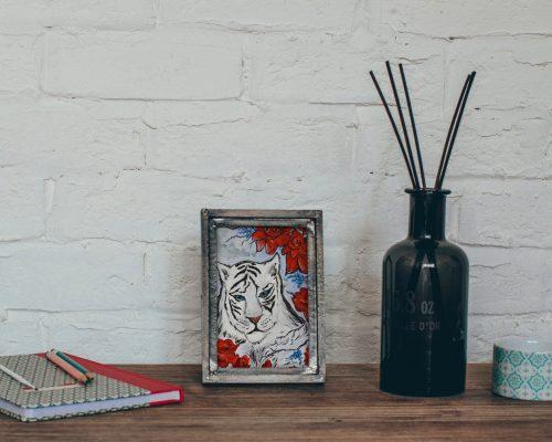 Anabella's White Tiger