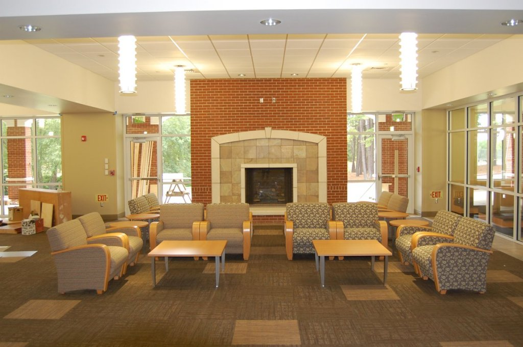 Lyon College Student Center