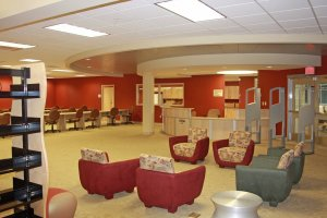 Pulaski Tech South Campus Lounge