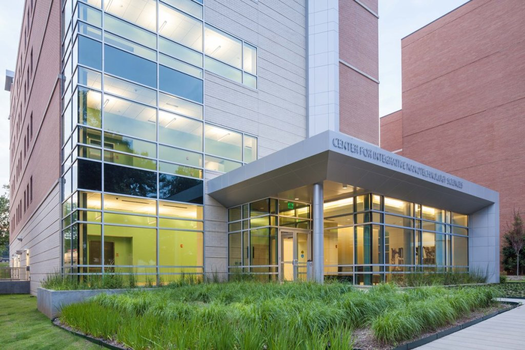 UALR Center for Integrative Nanotechnology Sciences