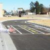 Watson Chapel High School-Driveway