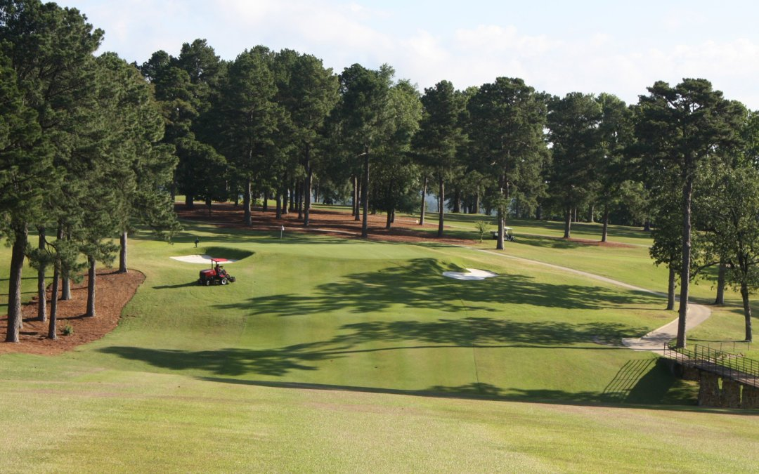Country Club of Little Rock Bridge
