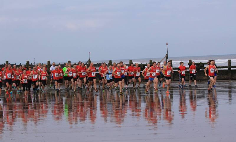EHH Winter League 1 – Hornsea Beach Race