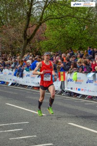 Manchester Marathon – Finishing Strong Albeit In Pain