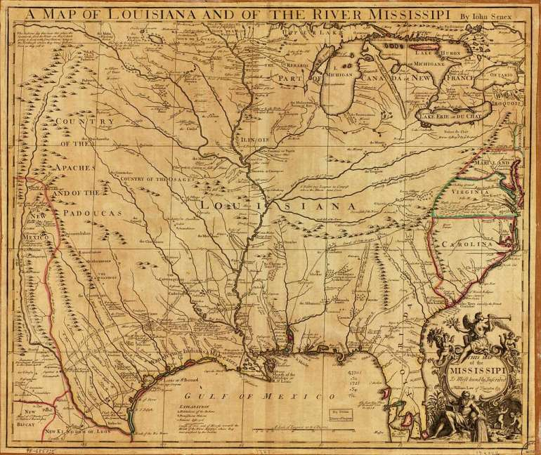 Acadians in Louisiana