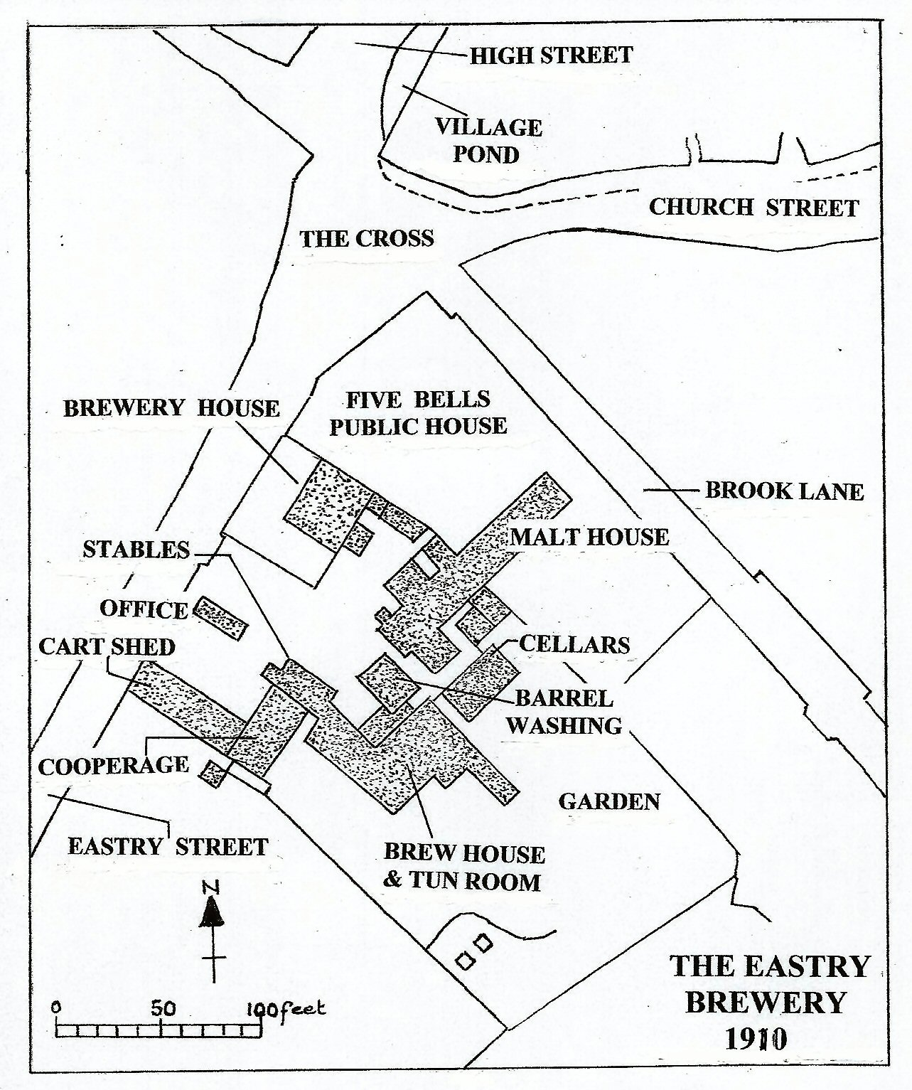 History Of Eastry Brewing
