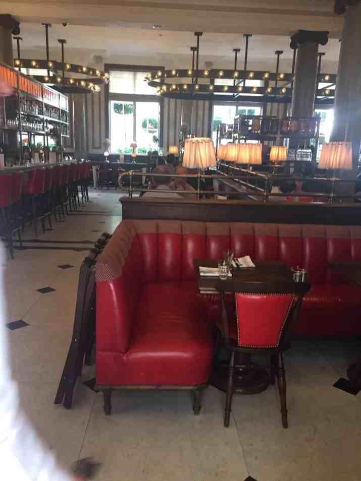 restaurant in holborn