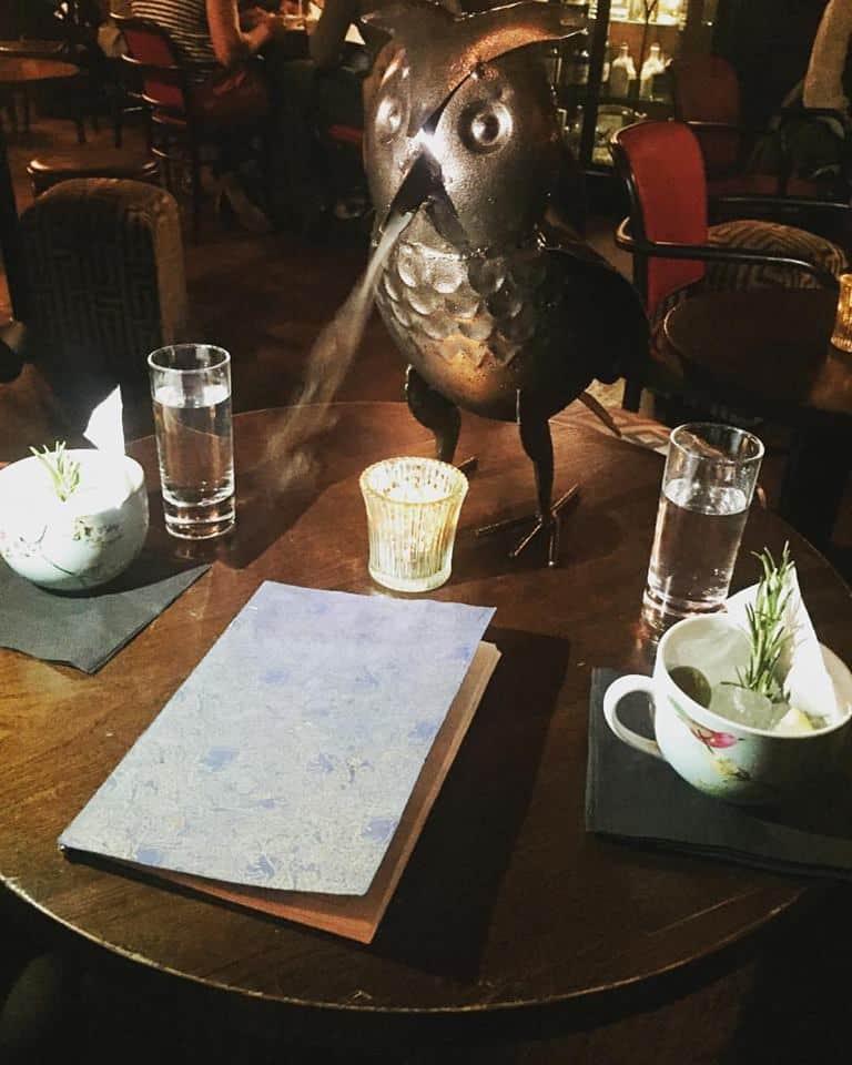 speakeasy bar in London